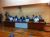 Salón de Plenos del Ayuntamiento