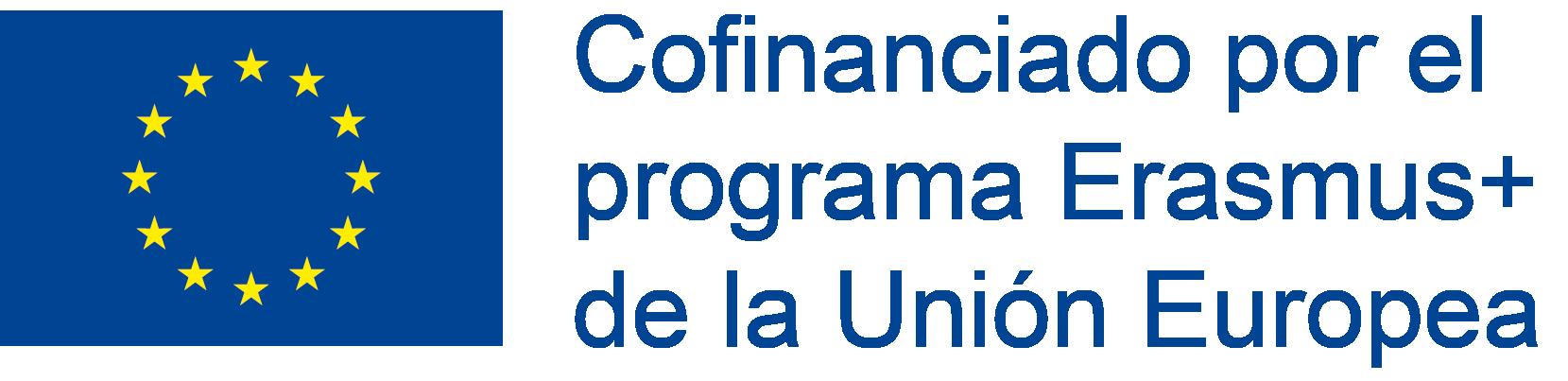 cofinanciado por Erasmus+ de la UE